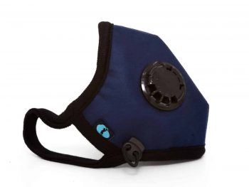 The Admiral Standard Air Pollution Face Mask For Virus, Bacteria And Pollution