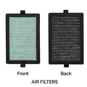 Filter For Motofresh Elite Car Air Purifier