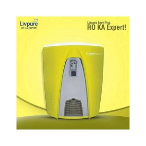 Livpure LIVPURE WATER PURIFIER (ENVY PLUS, RO+UV+UF+TASTE ENHANCER)