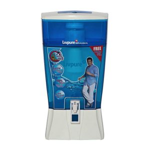 Livpure Brahma 16Ltrs Capacity Water Purifier – Multi-color
