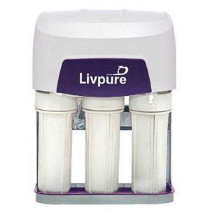Livpure LIVPURE WATER PURIFIER (UTC RO+UV+UF+TASTE ENHANCER)