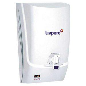 Livpure LIVPURE WATER PURIFIER (GLITZ UF+UV)