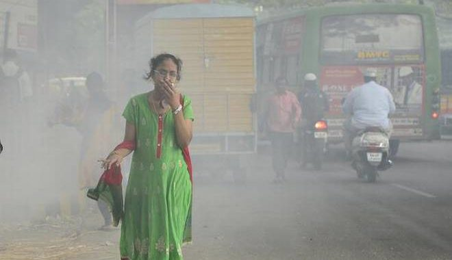 Globally, Cities Struggle With Air Pollution