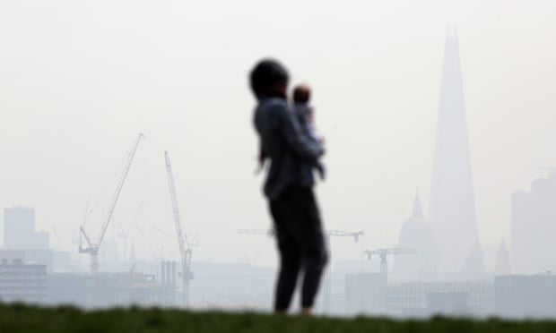 Indoor And Outdoor Air Pollution 'claiming At Least 40,000 UK Lives A Year'