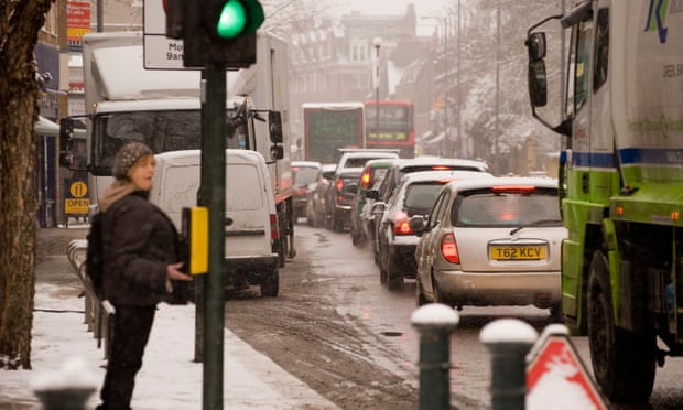 More People Dying Early From Air Pollution In England